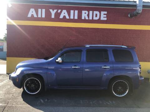 2006 Chevrolet HHR for sale at Big Daddy's Auto in Winston-Salem NC