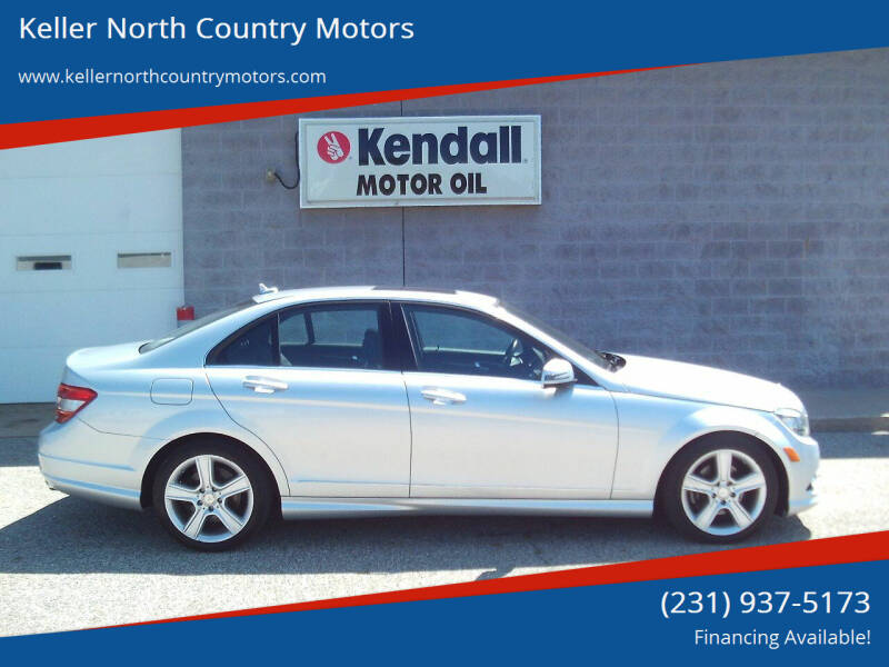 2011 Mercedes-Benz C-Class for sale at Keller North Country Motors in Howard City MI