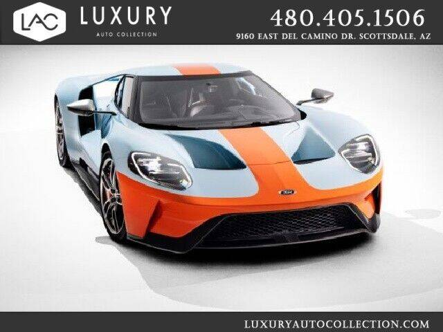2019 Ford GT for sale at Luxury Auto Collection in Scottsdale AZ