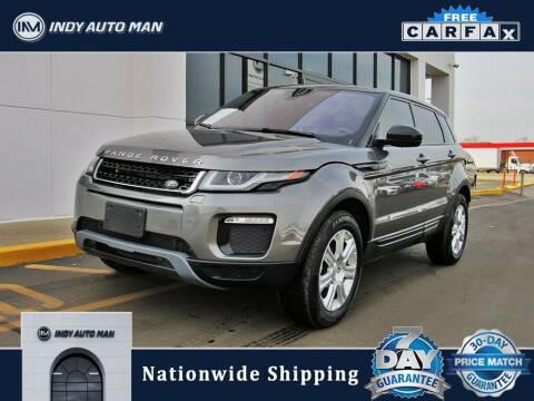 2017 Land Rover Range Rover Evoque for sale at INDY AUTO MAN in Indianapolis IN