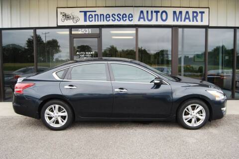 2013 Nissan Altima for sale at Tennessee Auto Mart Columbia in Columbia TN