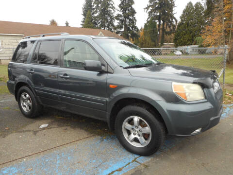 2006 Honda Pilot for sale at Lino's Autos Inc in Vancouver WA