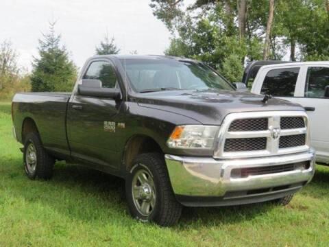 2015 RAM Ram Pickup 2500 for sale at Ed Koehn Chevrolet in Rockford MI