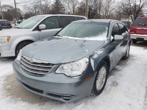 2009 Chrysler Sebring for sale at D & D All American Auto Sales in Mt Clemens MI