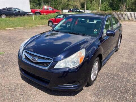2012 Subaru Legacy for sale at Northtown Auto Sales in Spring Lake MN