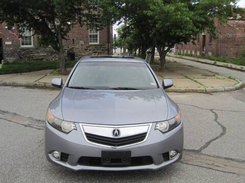 2011 Acura TSX for sale at EBN Auto Sales in Lowell MA