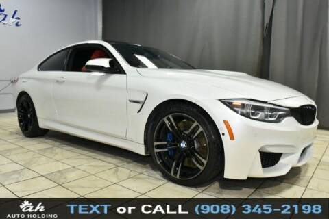 2020 BMW M4 for sale at AUTO HOLDING in Hillside NJ
