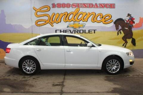 2007 Audi A6 for sale at Sundance Chevrolet in Grand Ledge MI