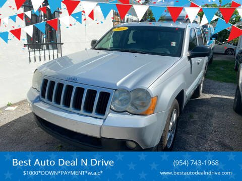 2009 Jeep Grand Cherokee for sale at Best Auto Deal N Drive in Hollywood FL