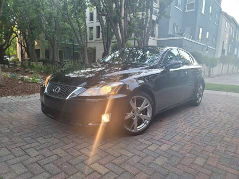2009 Lexus IS 250 for sale at Bay Auto Exchange in San Jose CA