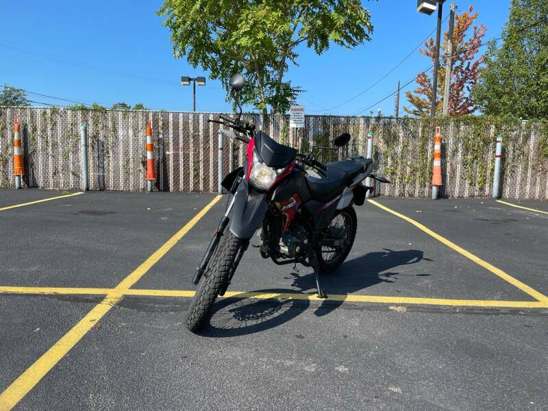 2021 LIFAN X-Pect 200 for sale at True Automotive in Cleveland OH