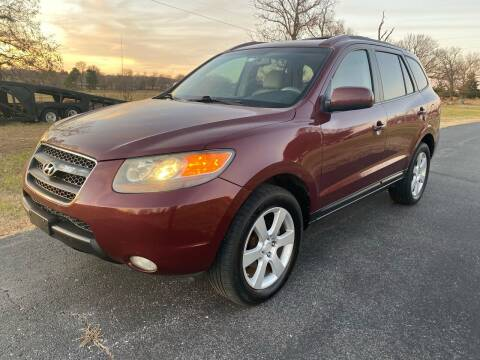 2007 Hyundai Santa Fe for sale at Champion Motorcars in Springdale AR