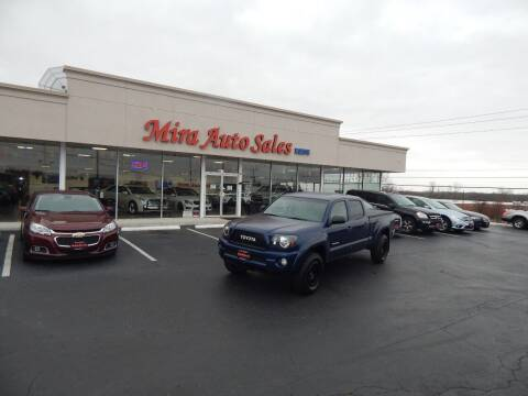 2005 Toyota Tacoma for sale at Mira Auto Sales in Dayton OH