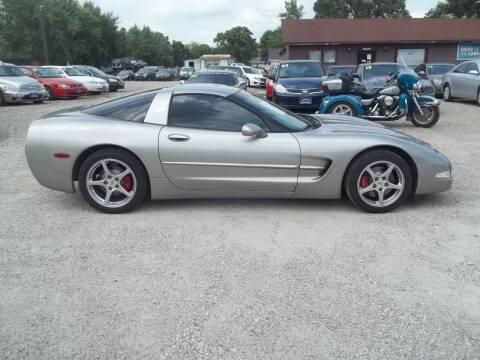 2000 Chevrolet Corvette for sale at BRETT SPAULDING SALES in Onawa IA