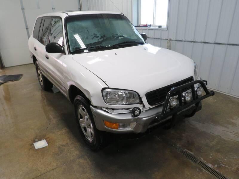 2000 Toyota RAV4 for sale at Grey Goose Motors in Pierre SD