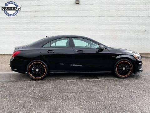 2016 Mercedes-Benz CLA for sale at Smart Chevrolet in Madison NC