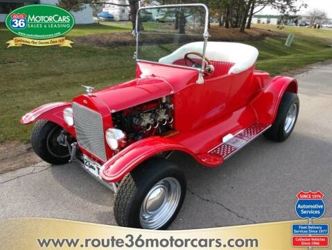 1923 Ford ROADSTER for sale at ROUTE 36 MOTORCARS in Dublin OH