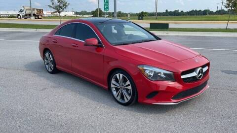 2019 Mercedes-Benz CLA for sale at Napleton Autowerks in Springfield MO