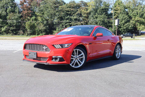 2016 Ford Mustang for sale at Auto Guia in Chamblee GA