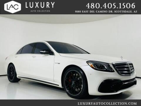 2018 Mercedes-Benz S-Class for sale at Luxury Auto Collection in Scottsdale AZ
