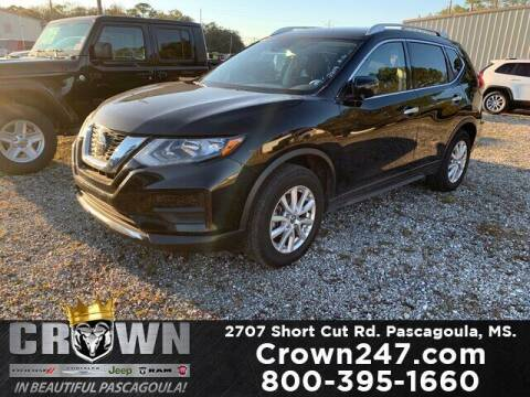 2020 Nissan Rogue for sale at CROWN  DODGE CHRYSLER JEEP RAM FIAT in Pascagoula MS