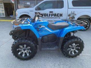 2021 Cfmoto Cforce 500s for sale at WolfPack PowerSports in Moses Lake WA