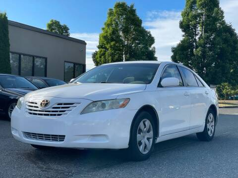 2007 Toyota Camry for sale at National Motors USA in Federal Way WA