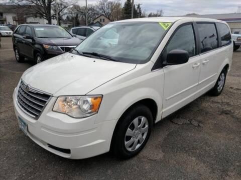 2010 Chrysler Town and Country for sale at CHRISTIAN AUTO SALES in Anoka MN
