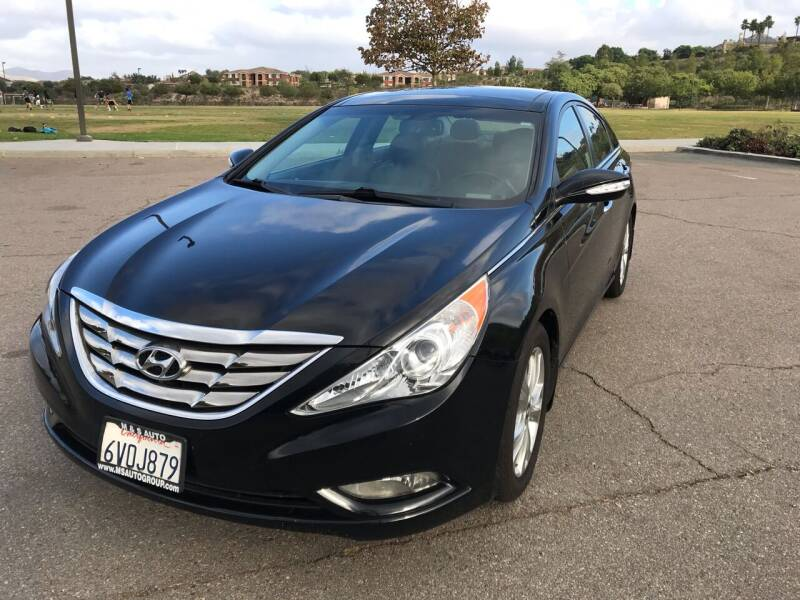 2012 Hyundai Sonata for sale at MSR Auto Inc in San Diego CA