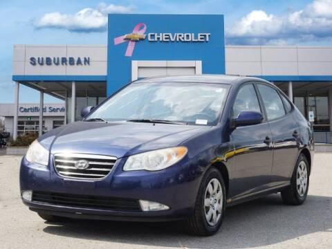2009 Hyundai Elantra for sale at Suburban Chevrolet of Ann Arbor in Ann Arbor MI