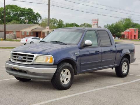 2002 Ford F-150 for sale at Loco Motors in La Porte TX