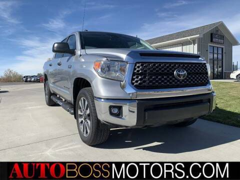2019 Toyota Tundra for sale at Auto Boss in Woodscross UT