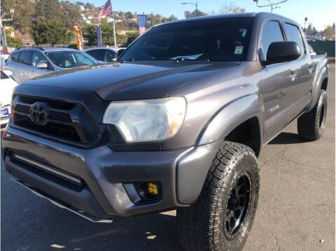 2012 Toyota Tacoma for sale at AutoDeals in Hayward CA