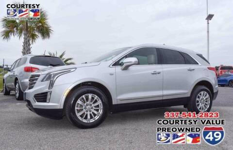 2017 Cadillac XT5 for sale at Courtesy Value Pre-Owned I-49 in Lafayette LA