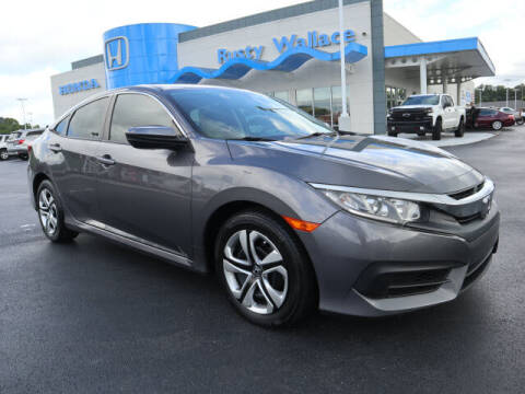 2016 Honda Civic for sale at RUSTY WALLACE HONDA in Knoxville TN