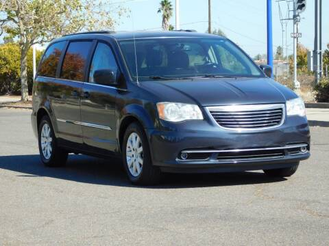 2014 Chrysler Town and Country for sale at General Auto Sales Corp in Sacramento CA