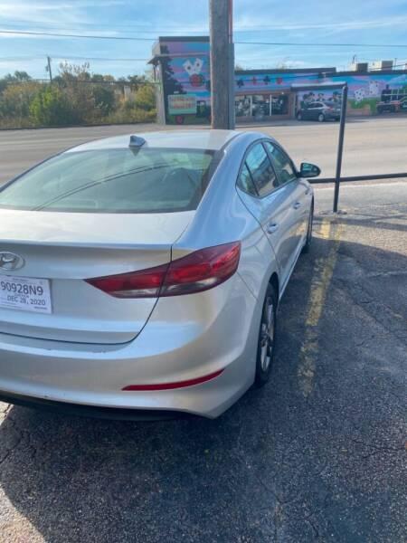 2018 Hyundai Elantra SEL - Arlington TX