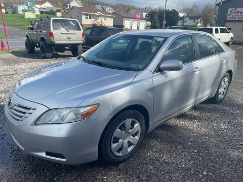 2009 Toyota Camry for sale at Trocci's Auto Sales in West Pittsburg PA