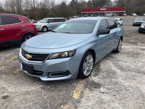 2014 Chevrolet Impala for sale at Certified Motors LLC in Mableton GA