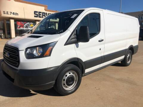 2016 Ford Transit Cargo for sale at TRUCK N TRAILER in Oklahoma City OK