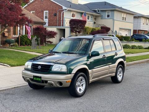 2002 Suzuki Grand Vitara for sale at Reis Motors LLC in Lawrence NY