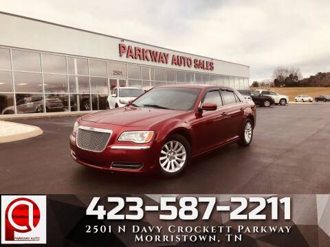 2013 Chrysler 300 for sale at Parkway Auto Sales, Inc. in Morristown TN