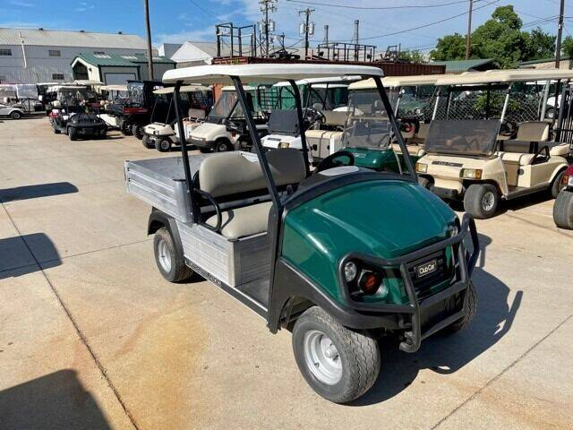 2016 Club Car Carryall 500 Electric Utility for sale at METRO GOLF CARS INC in Fort Worth TX