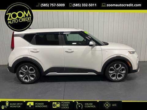 2020 Kia Soul for sale at ZoomAutoCredit.com in Elba NY