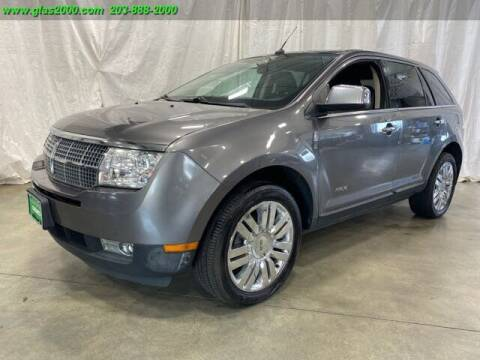 2009 Lincoln MKX for sale at Green Light Auto Sales LLC in Bethany CT