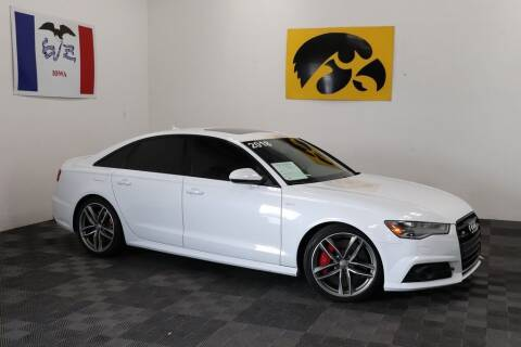 2018 Audi S6 for sale at Carousel Auto Group in Iowa City IA