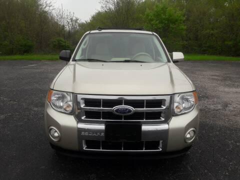 2010 Ford Escape for sale at Discount Auto World in Morris IL