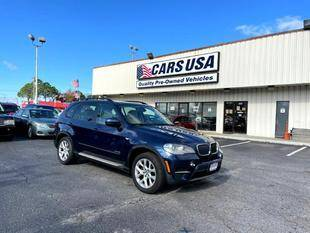 2012 BMW X5 for sale at Cars USA in Virginia Beach VA