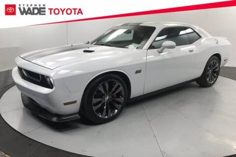 2014 Dodge Challenger for sale at Stephen Wade Pre-Owned Supercenter in Saint George UT