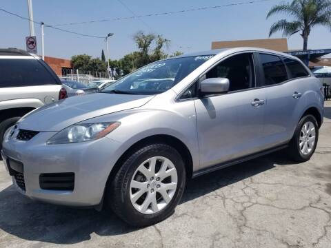 2008 Mazda CX-7 for sale at Olympic Motors in Los Angeles CA